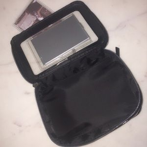 Béis Bags - Béis The Carry On Cosmetic Case - Black Patent NWT